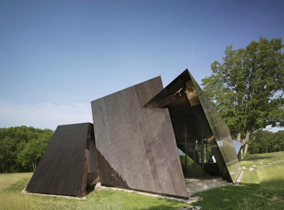 Дом от студии Libeskind